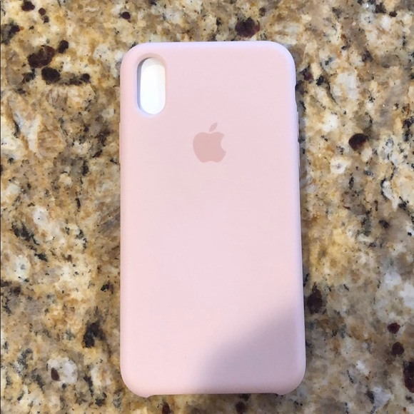 wholesale dealer 87320 15fd6 iPhone X Apple brand case - Light Pink